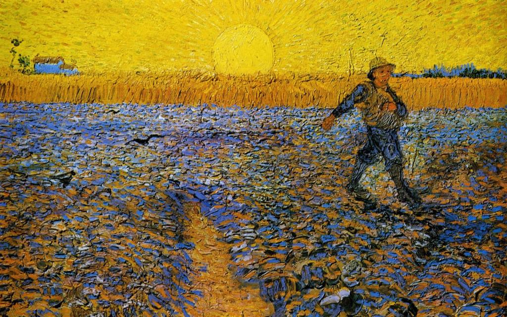 van Gogh, Der Sämann